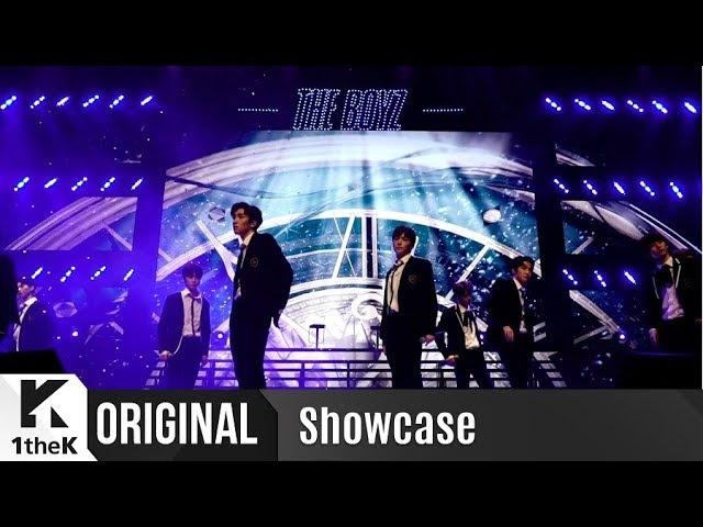 Showcase(쇼케이스): THE BOYZ(더보이즈) _ Walkin' In Time(시간이 안 지나가)