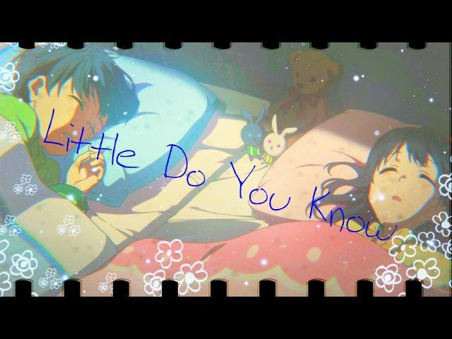 Мини-история Брата и Сестры-Хироми||Мицуки||-Little Do You Know