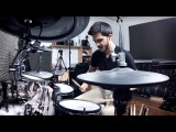 DUBSTEP - I See Stars - Violent Bounce (Remix Razihel) - Drum Remix By Adrien Drums