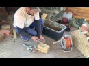 Как клеить шамотный кирпич