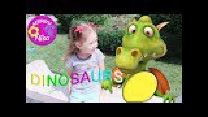 ДИНОЗАВРЫ в яйце ИГРУШКИ СЮРПРИЗЫ Видео для детей | Dinosaurs toys