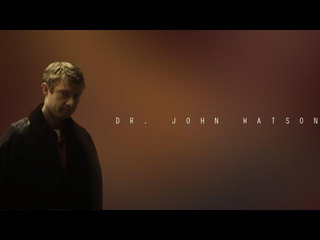 Sherlock BBC   John Watson
