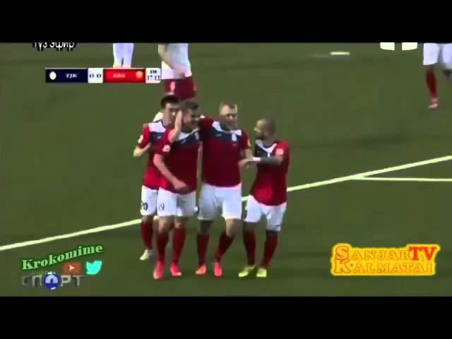TAJIKISTAN 0 - 1 KYRGYZSTAN - Eliminatorias al Mundial Rusia2018