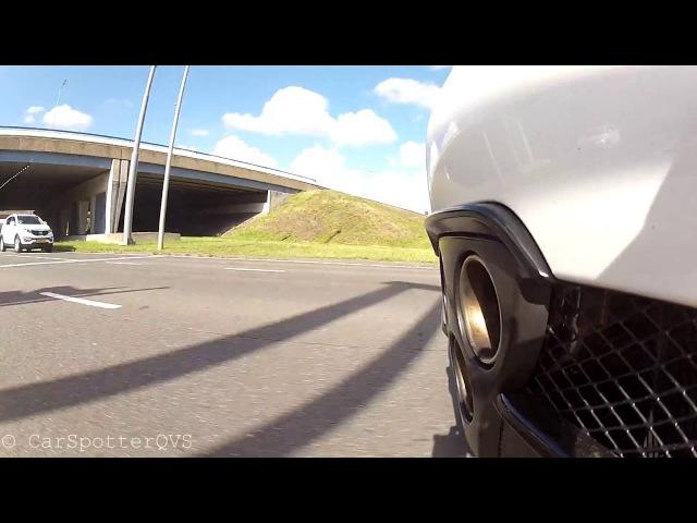 Lexus LFA PURE SOUND - Accelerations Downshifts
