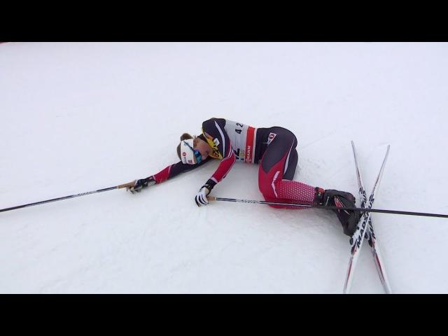 Women's 10 km individual [F] - Highlights - Davos 2017