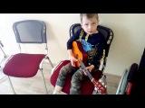 Уроки игры на Гитаре для Детей в Санкт-Петербурге с Danny Kado