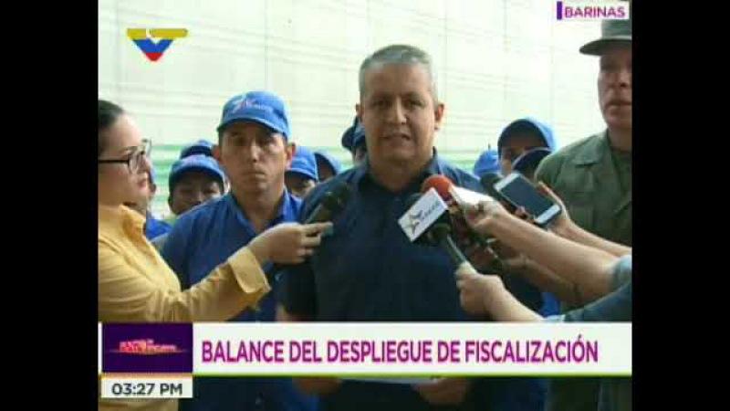Superintendente William Contreras: Plan de fiscalización retiene 16.760 kg de carne