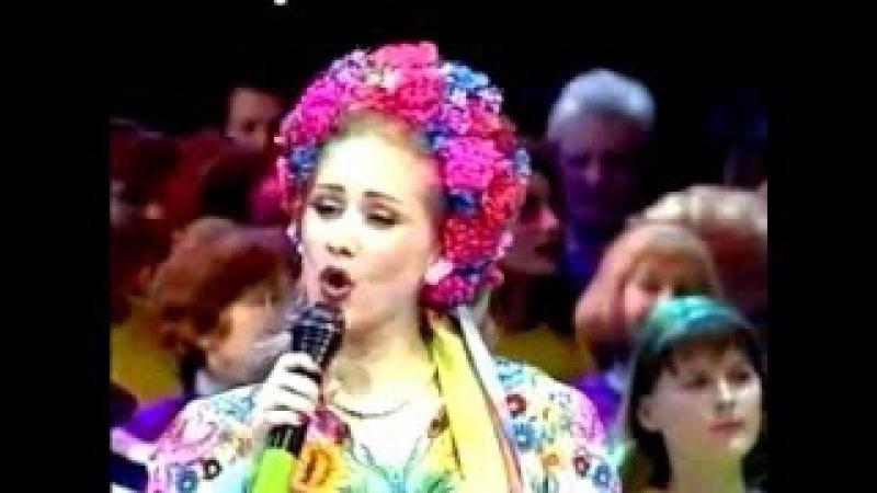 Катерина Бужинська - О,моя Святая Україно!