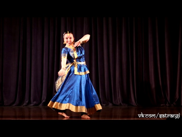 ШКОЛА Вollywood-dance SATRANGI. Танец Bolna. Week of India. СПб, 28.05.2017