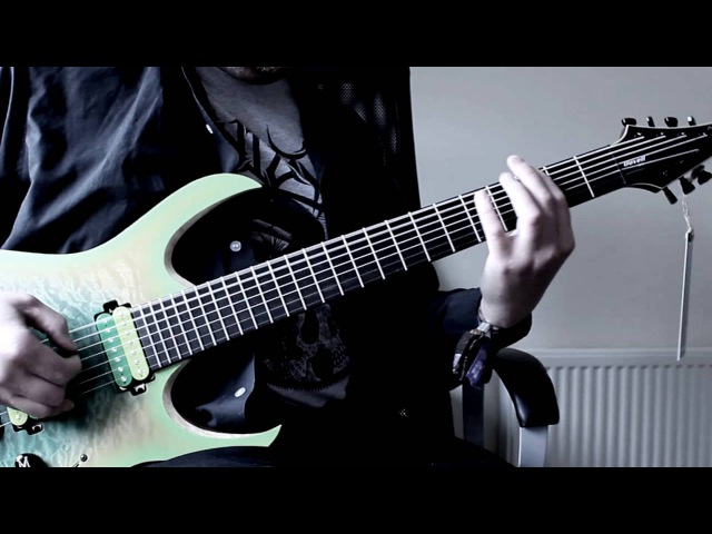 John Browne Meshuggah Dancers to a Discordant System Cover