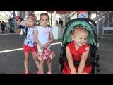 ВЛОГ Едем в Сочи с Мили Ванили и Мими Лисса Алина и Юляшка катаются в Сочи Парк VLOG
