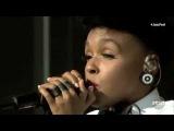 Janelle Monae - New Orleans Jazz &amp Heritage Festival - 2016