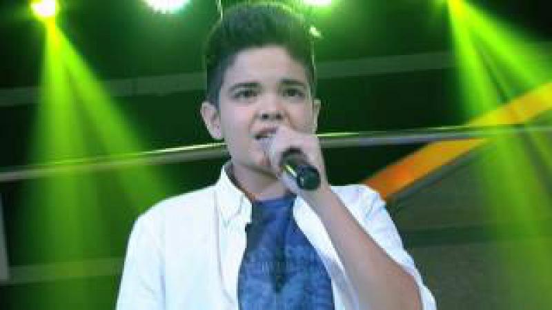 Programa Raul Gil - Natan (Manhãs de Setembro) - Jovens Talentos - JT2013