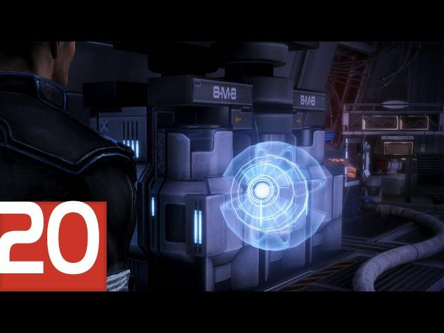 Mass Effect 3 Прохождение - 20 - Глиф, отбиваем завод у жнецов, в поисках нового оружия