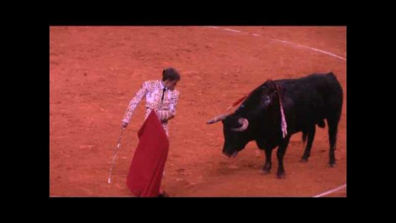 Роль Матильды - отвлекать внимание быка от матадора.