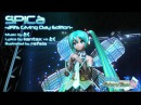 【PD-FT DX PV】SPiCa -39's Giving Day Edition-【初音ミク:セレブレーション】(1080p/60fps)