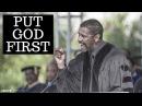 Put God First Denzel Washington Motivational Inspiring Commencement Speech