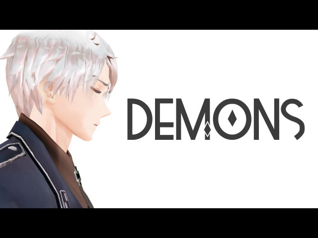 【MMD   TOP10 My Favourite OTP】Demons