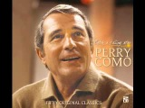 PERRY COMO KILLING ME SOFTLY WITH HER SONG