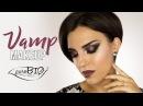 Halloween Special: Vamp Make-Up | puroBIO Cosmetics