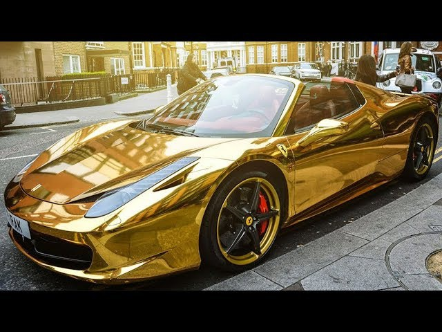 Top 7 Most EXPENSIVE Cars In The World 2018 (Youll Never Get To Drive)
