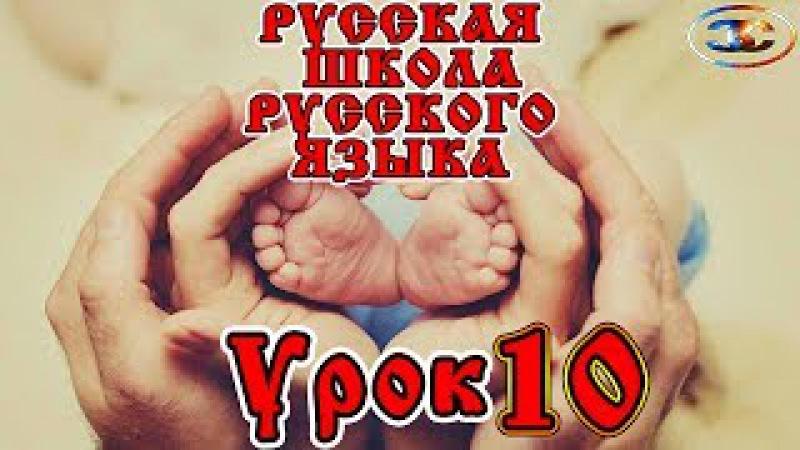 Русская Школа Русского Языка Урок 10, Семья и Семейное Древо, Виталий Сундаков