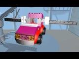 LEGO Juniors Create & Cruise - ЛЕГО МАШИНКИ #10