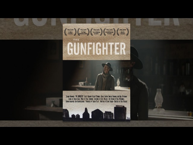 The Gunfighter | A Short Film by Eric Kissack (narrated by Nick Offerman)