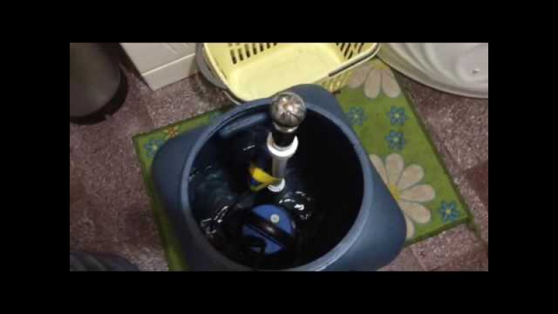 Простая мойка (кег/баков/бутылей). Simple washing (keg / tanks / bottles).