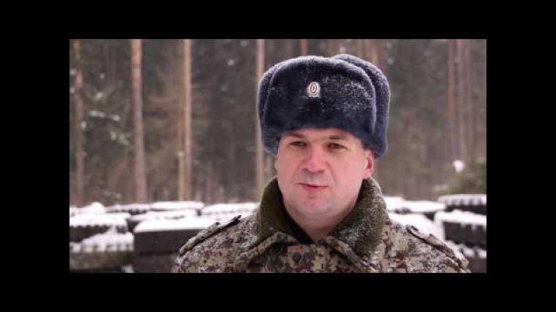 Настоящие солдаты. Кремлевский полк.