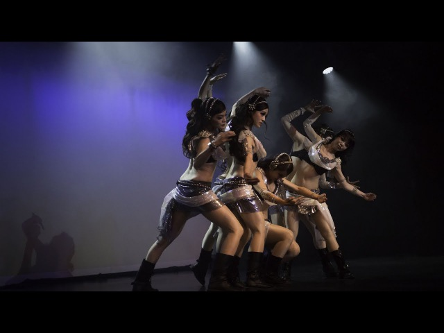 Essa Wen Tribal Fusion Dance performs at FISSION an Exploration of Movement
