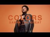 Sampa The Great - Rhymes To The East  A COLORS SHOW