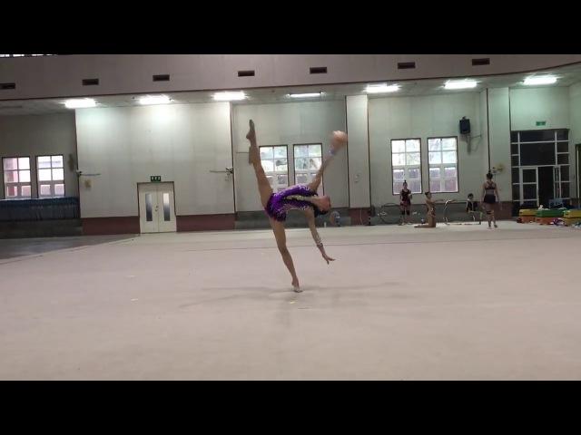 Taiwan RG 2017 master_class Elizaveta Nazarenkova