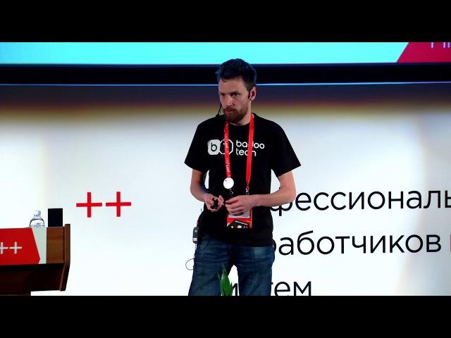 Жизнь после шардинга Михаил Курмаев (Badoo)