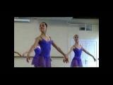 Fantastik! Super!Russia Ballet Academy Vaganova 2012Year 1 Part ballet Ekz 7 A Class  1