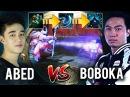 PRE TI7 All Star Match in Pub with Abed vs Boboka 8 5k Average MMR Dota 2
