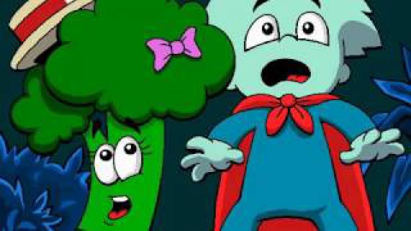 Пижама Сэм На Нашем Острове Беда Еда Исчезла Без Следа | Полное Прохождение Игры