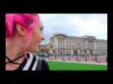 The REL Show - London Vlog Part 2 (Buckingham Palace, ducks, germs on the tube)