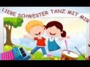 Liebe Schwester tanz mit mir Brüderchen komm tanz mit mir Canciones infantiles alemanas
