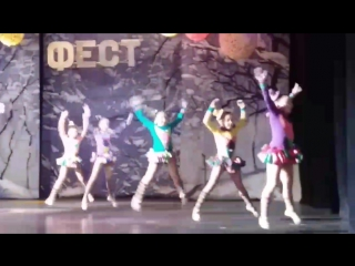 ФестивальФЕСТ 2017 Клоунята