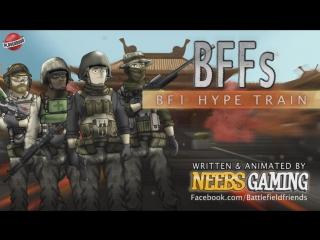 Друзья по Battlefield - Поезд хайпа (15 серия) [6 сезон]