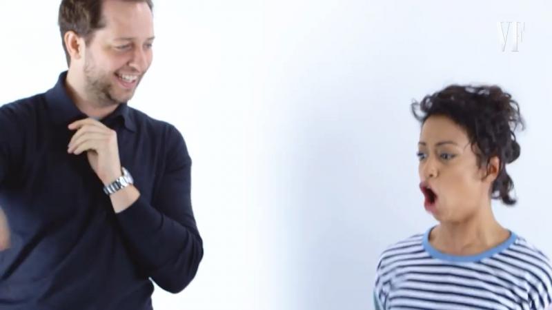 Liza Koshy Touches a Bearded Dragon, Chinchilla Other Weird Stuff in the Fear Box | Vanity Fair