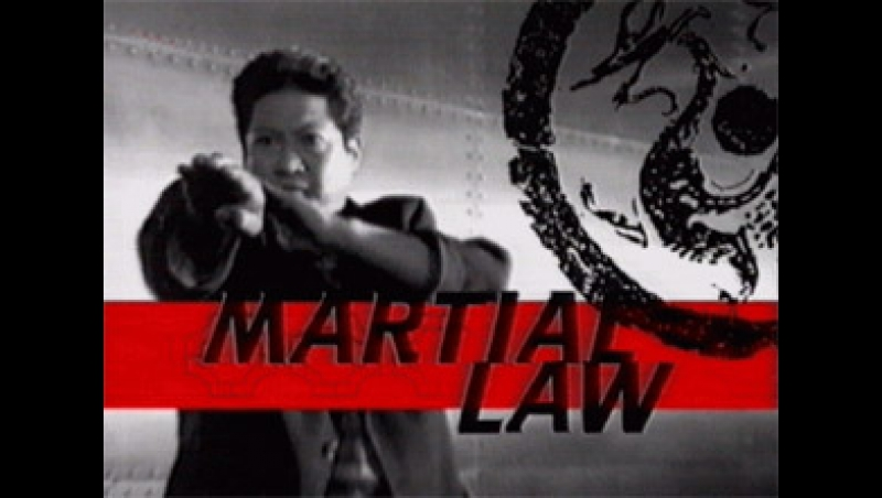 Китайский городовой Martial Law 1 сезон 1 2 серии 1998