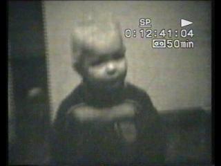 1983 год. Воепала.  Мой племянник Антон Пырин.