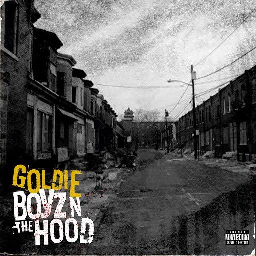 Goldie альбом Boyz n the Hood