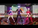 Танцы фнаф аниме