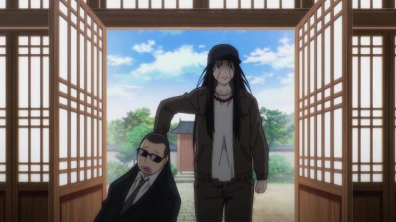 Hitori no Shita: The Outcast ТВ 2 5 серия русская озвучка Shoker / Один из отвергнутых: Изгой 2 сезон 05