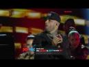 Nicky Jam on SomosUnoVos for Puerto Rico)
