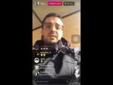 Guf - полная трансляция в Instagram_ по поводу баттла с Птахой, негатив в адрес