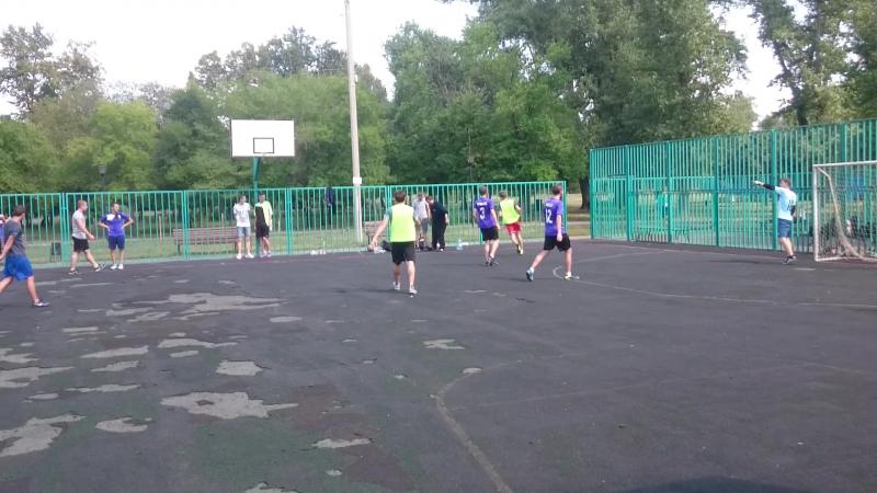 ВЛДФ 2017 Чижовка 27 10-3 ФК Буря 15 тур 2 тайм